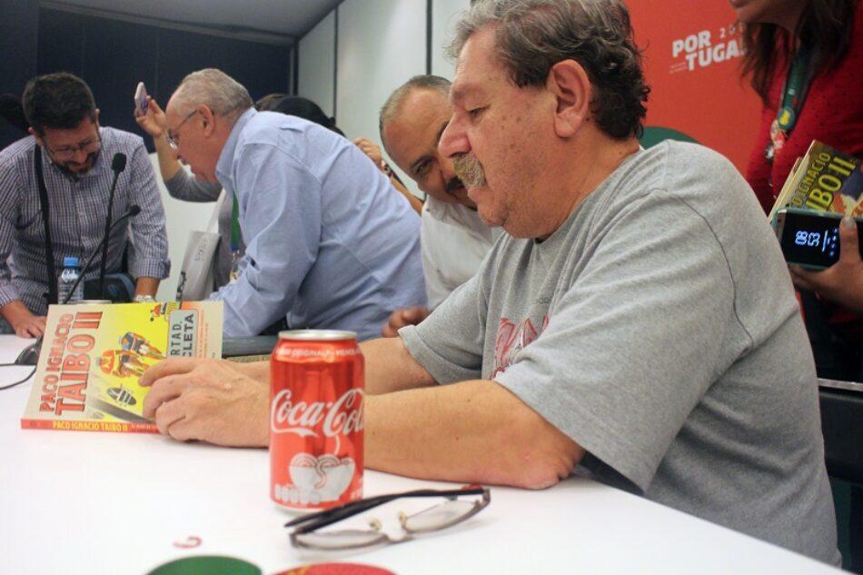 Paco Ignacio Taibo II y la Coca-Cola revolution