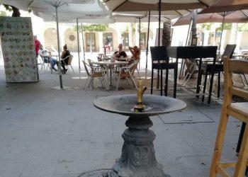 Adelante Jerez proyecta instalar más de 100 fuentes de agua potable por toda la ciudad