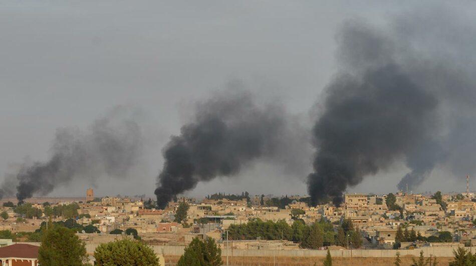 Ejército sirio recupera ciudad fronteriza frente a invasión turca