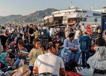 ACNUR urge a Grecia a que refuerce las garantías del proyecto de ley de asilo