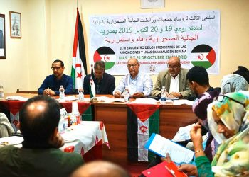 Se celebra el III Encuentro de la Comunidad Saharaui en el Estado español