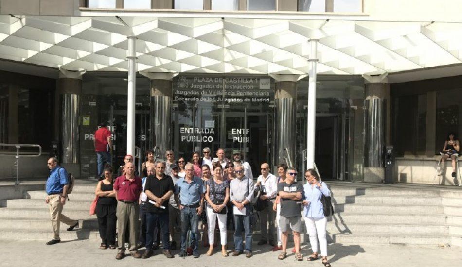 Víctimas del Franquismo recurrirán a Tribunales Internacionales ante «la falta de respuesta a sus demandas» en España