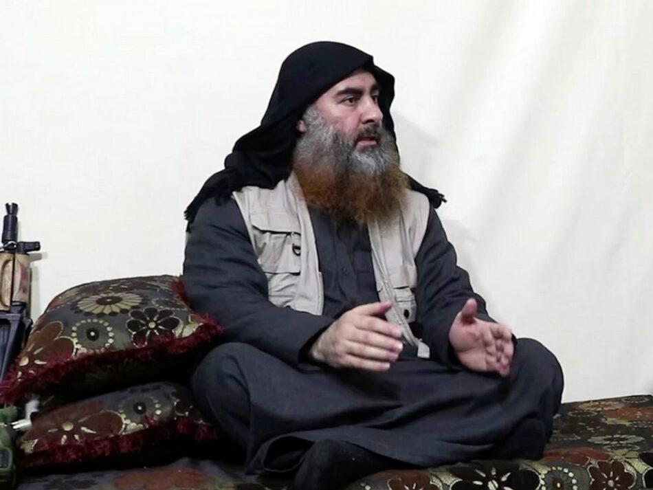Washington afirma haber abatido al líder de Daesh Al Baghdadi