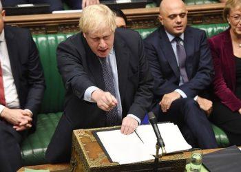 El Parlamento británico aplaza la decisión sobre el nuevo acuerdo del Brexit