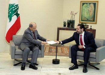 Líbano. Hariri dimite como primer ministro