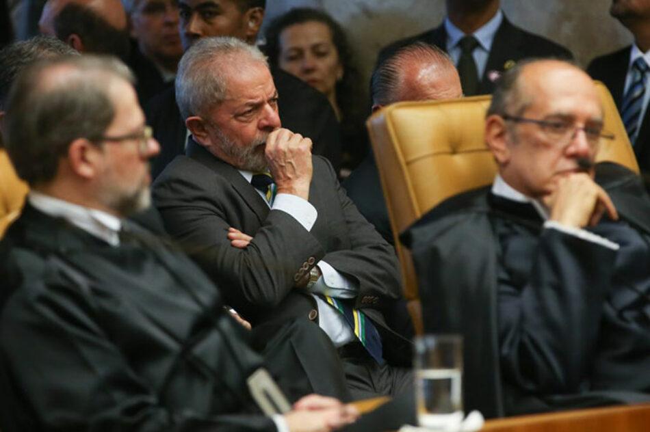 Supremo de Brasil notifica juicio que puede beneficiar a Lula
