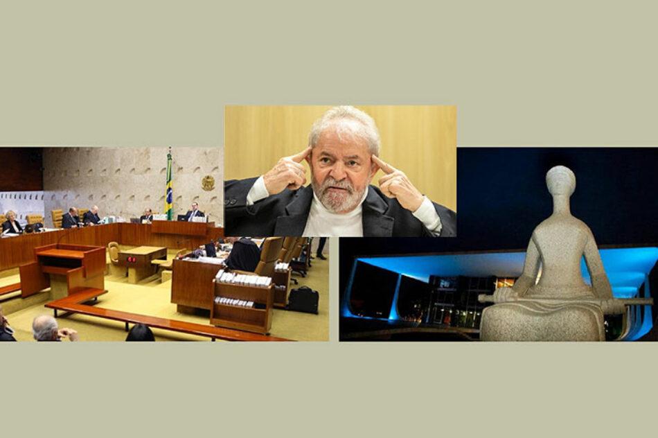 Supremo de Brasil podría definir libertad de Lula y futuro Lava Jato