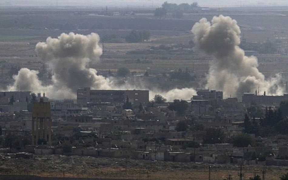 Kurdos y turcos se acusan de violar el cese el fuego en el norte de Siria