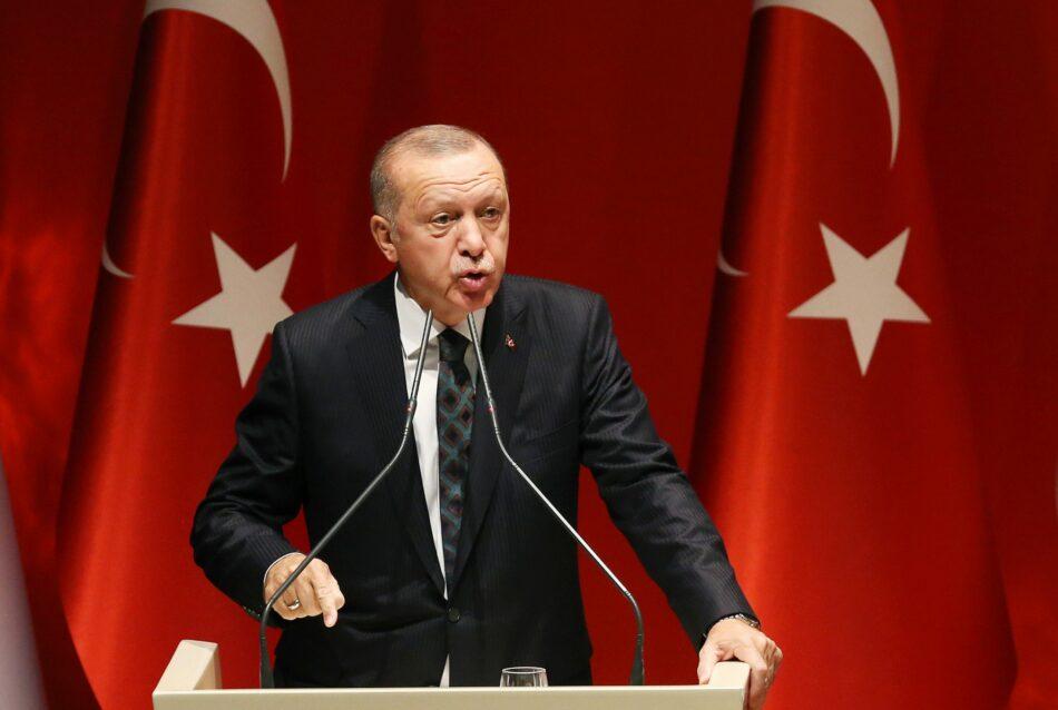 Erdogan amenaza a Europa con enviar 3,6 millones de refugiados sirios si critica su ofensiva en el noreste de Siria