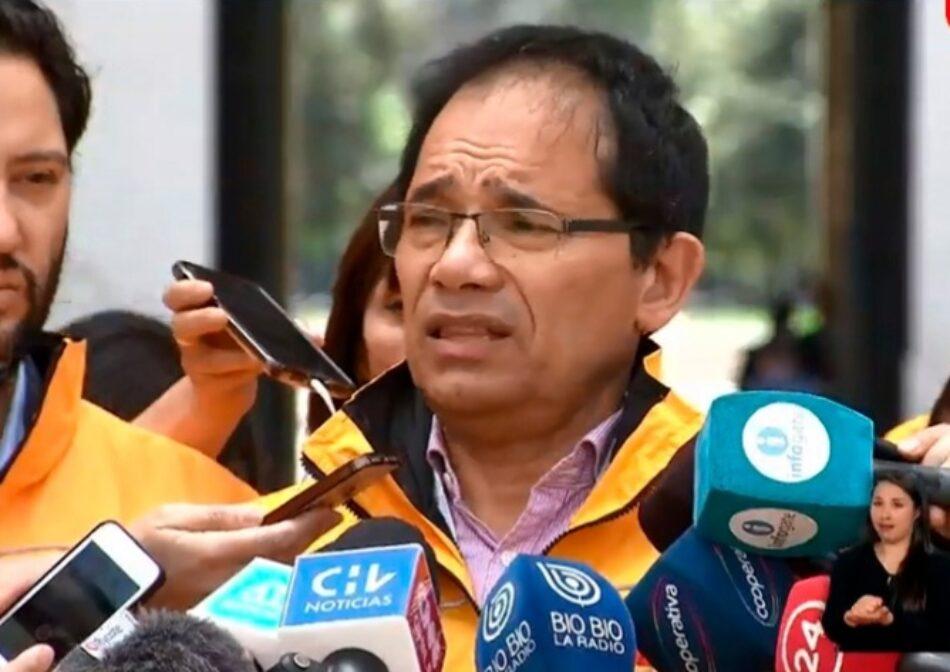 Director INDH pide a Presidente Piñera pleno acceso a los recintos hospitalarios y policiales, y le entrega antecedentes sobre graves violaciones a los DDHH