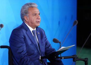 Lenín Moreno reitera su rechazo a derogar el «paquetazo» económico a pesar de las movilizaciones
