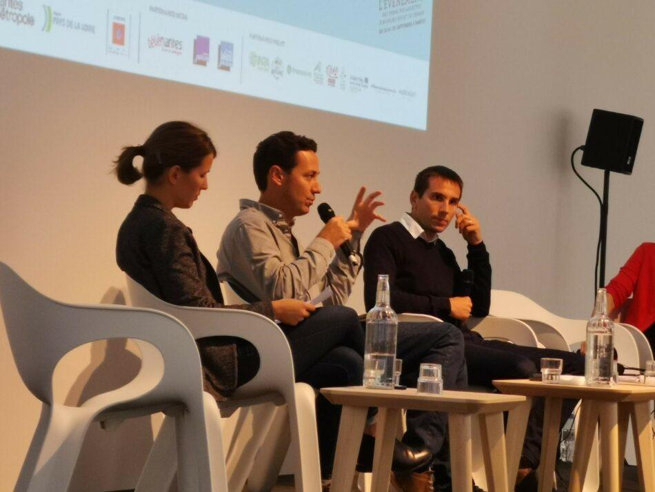 La Fundación Global Nature lleva su proyecto LIFE Agriadapt al Food Forum de Nantes