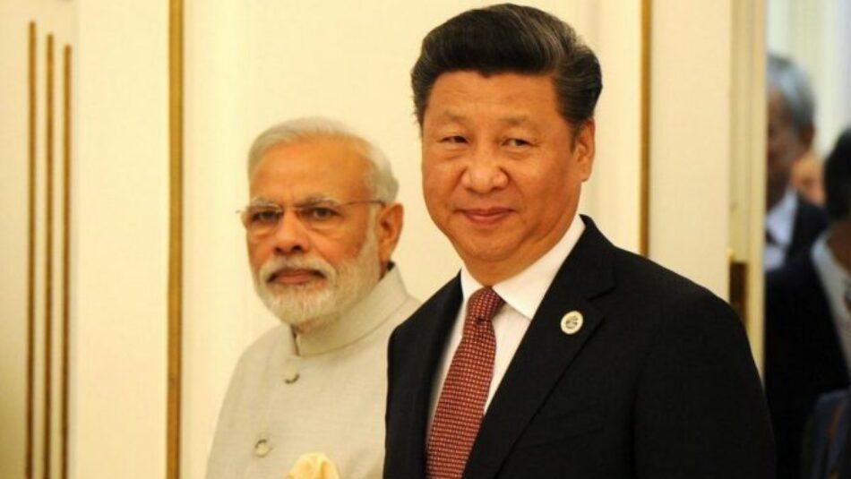 Los mandatarios de China e India escenifica una nueva etapa de relaciones bilaterales