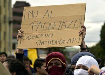 Protestas y estado de excepción en Ecuador