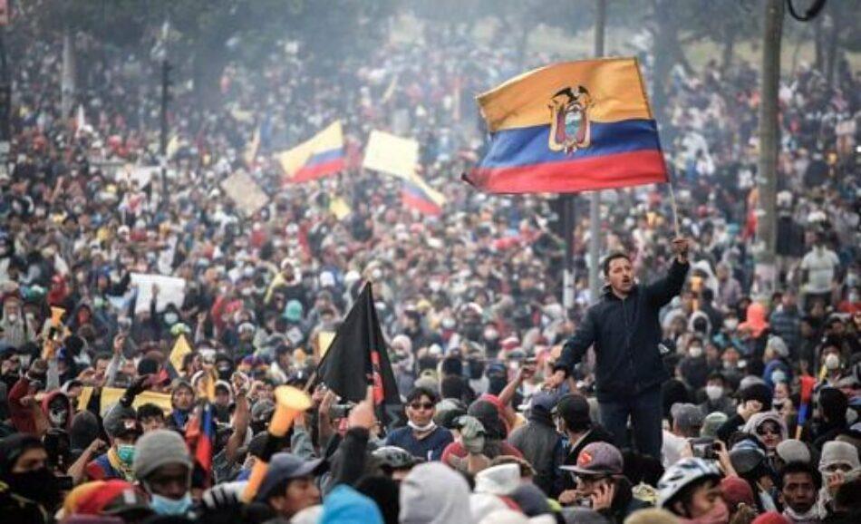 Pensamiento crítico. Algunas reflexiones tras los acontecimientos en Ecuador