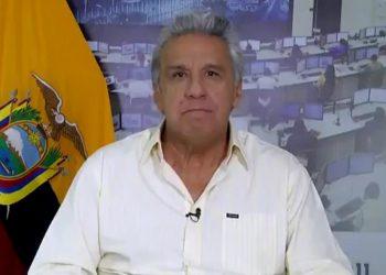 Lenín Moreno ordena el toque de queda y la militarización de las calles en Ecuador