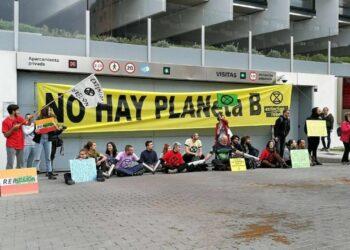 Plataformas y asociaciones llaman a movilizarse desde el 7 de octubre por la justicia climática