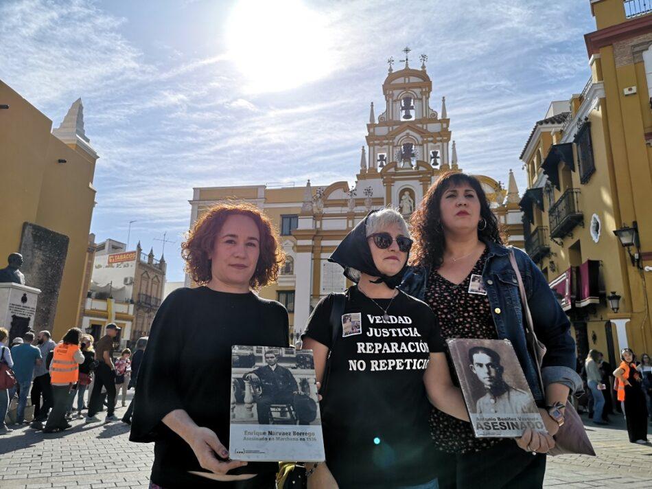 """Adelante Sevilla cree que """"es el momento de exhumar al genocida Queipo de Llano de la Basílica de la Macarena"""""""