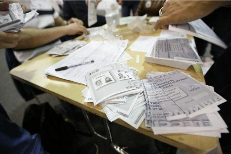 Reiteran alerta por riesgo de fraude electoral en Colombia