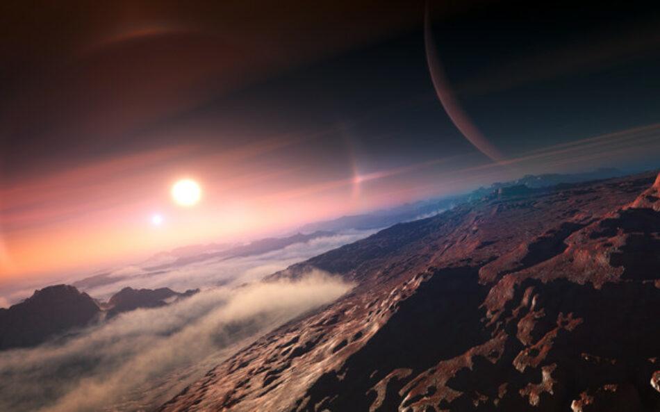 Se busca nombre para una estrella y su exoplaneta