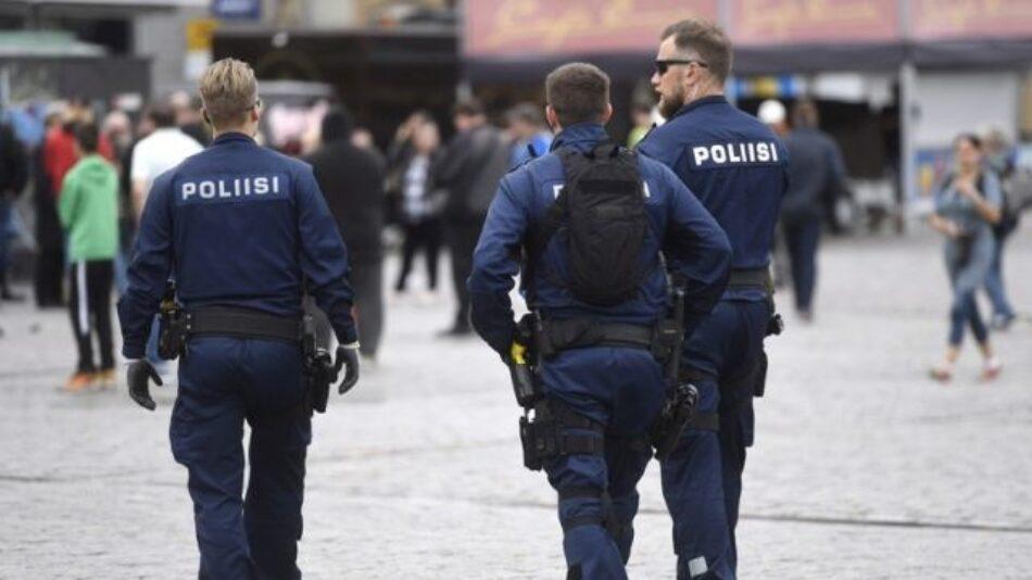 Al menos un muerto y 10 heridos en un ataque a un centro educativo en Finlandia