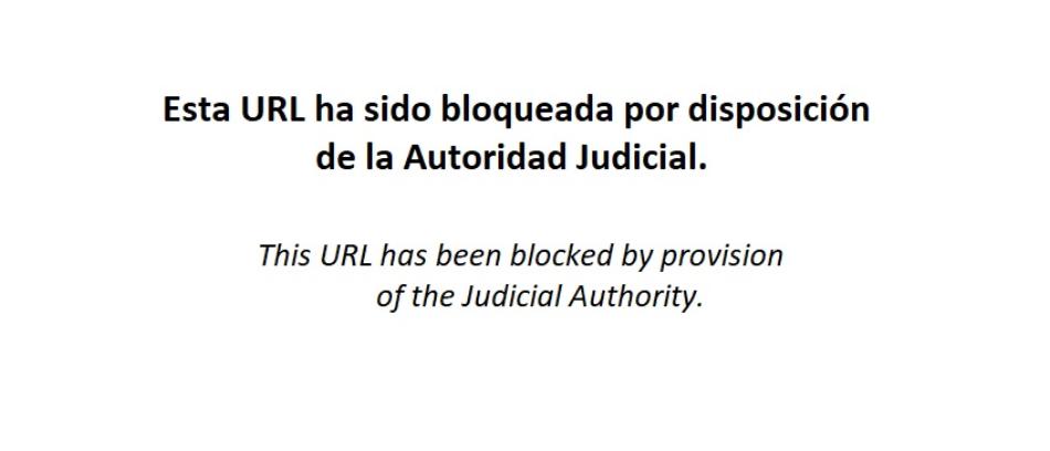 La Guardia Civil cierra las páginas de Tsunami Democràtic por orden de la AN