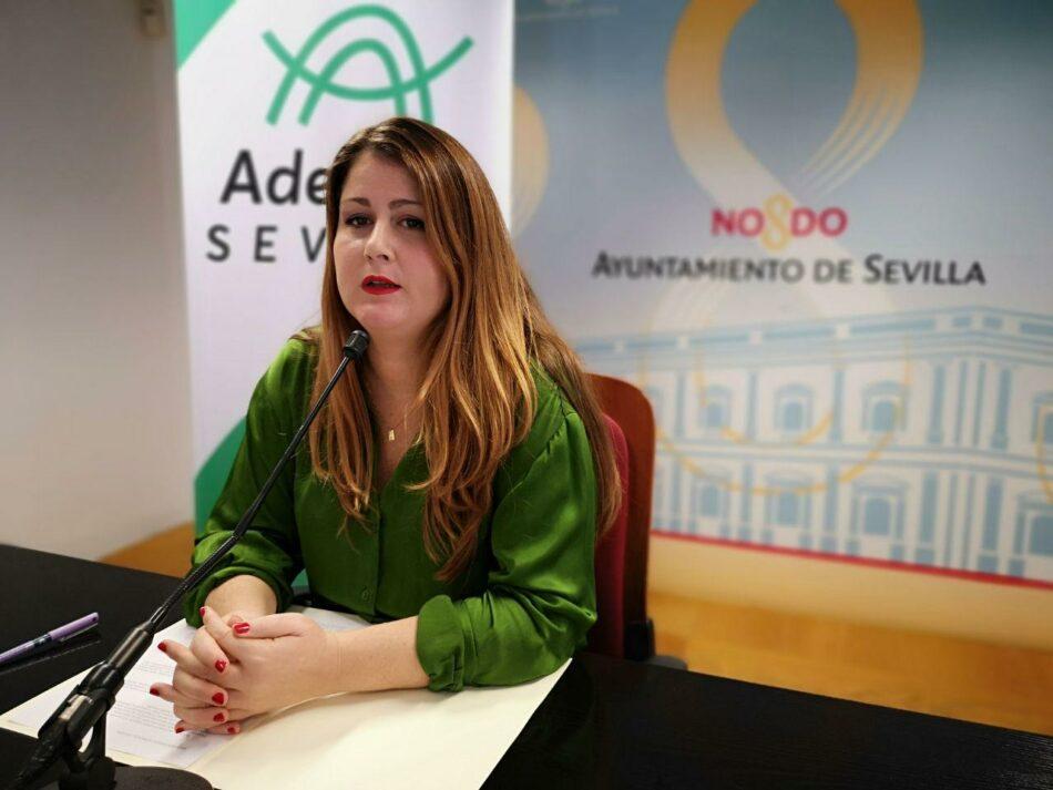 Adelante respalda que Espadas rectifique y destine los fondos europeos para vivienda pública en régimen de alquiler