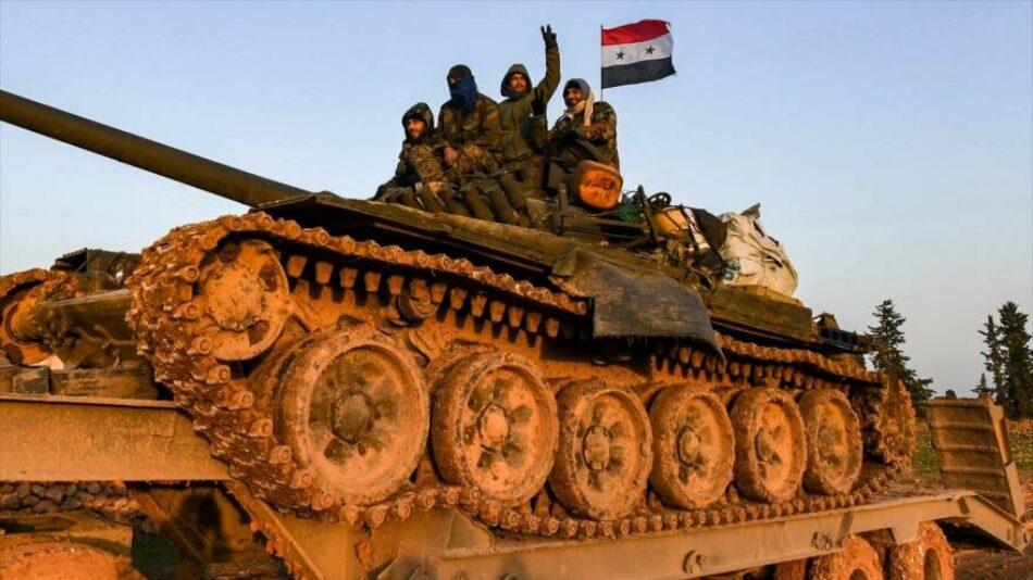 El ejército sirio se prepara para tomar el control de la provincia de Manbij para impedir su caída en manos turcas