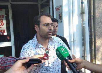 Toni Valero: «No queremos hablar de los problemas de los partidos, queremos hablar de los problemas de la gente»