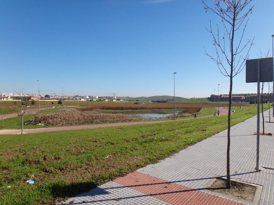 Adelante Jerez reivindicará una partida presupuestaria para el adecentamiento de la Laguna de Torrox