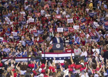 Trump: «Es hora de traer a las tropas de vuelta de Afganistán»