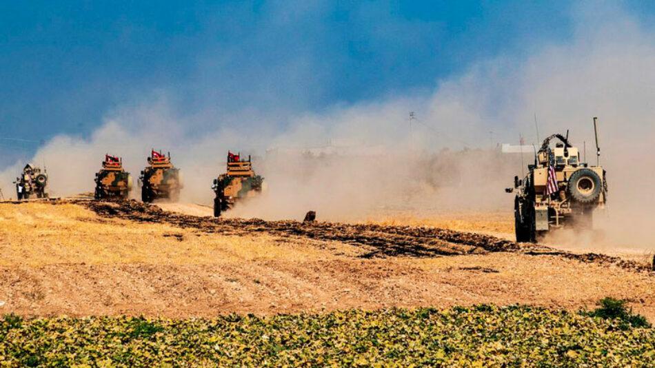 CGT denuncia que el objetivo de Turquía con la invasión del Kurdistán es el inicio de un nuevo conflicto bélico para expandirse y acabar con la autogestión de pueblos y etnias de la región