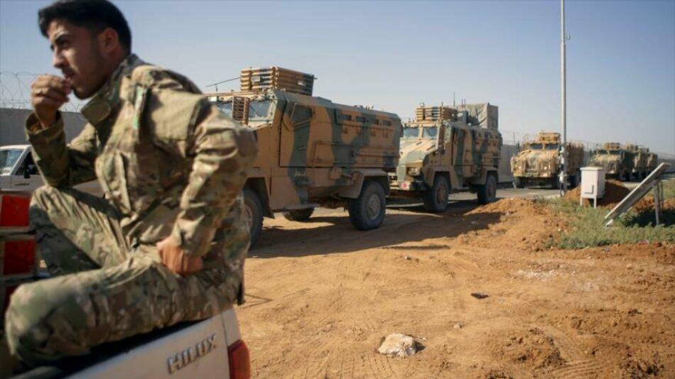 La invasión militar turca se salda con al menos 415 muertos en el norte de Siria