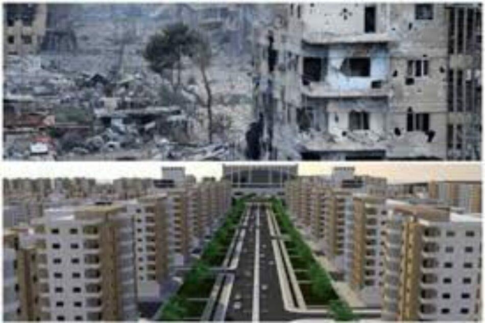 Siria. (Informe especial) La reconstrucción del país, los refugiados y una nueva Constitución son temas prioritarios