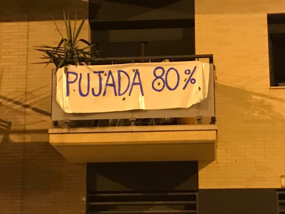 Badalona En Comú Podem denuncia la indefensió de les famílies afectades pel fons voltor Lazora