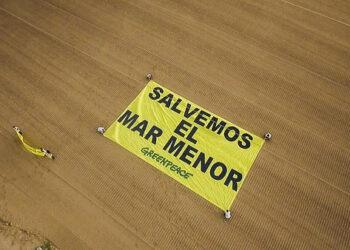 Manifestación por el Mar Menor el 30 de octubre en Cartagena para exigir acción política