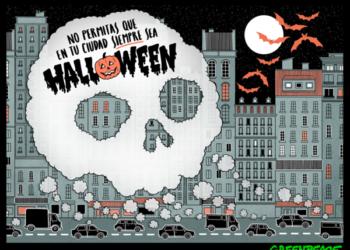 El horror en las ciudades no se limita a Halloween