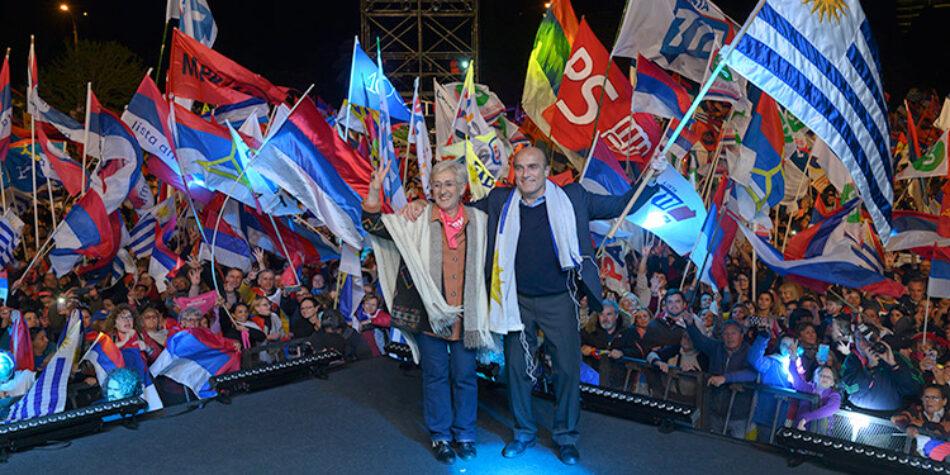 El Frente Amplio busca la revalidación en las elecciones generales de Uruguay