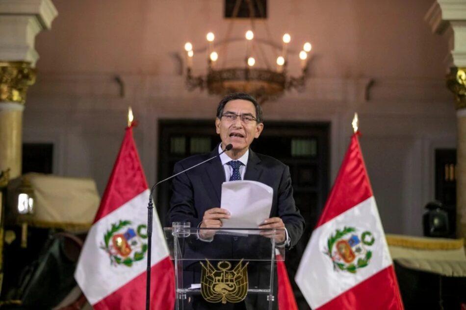 ¿Qué ocurrirá en Perú tras la disolución del Congreso?