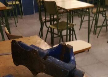 Sterm-i considera insuficientes las acciones llevadas a cabo en los centros educativos de Murcia tras las inundaciones