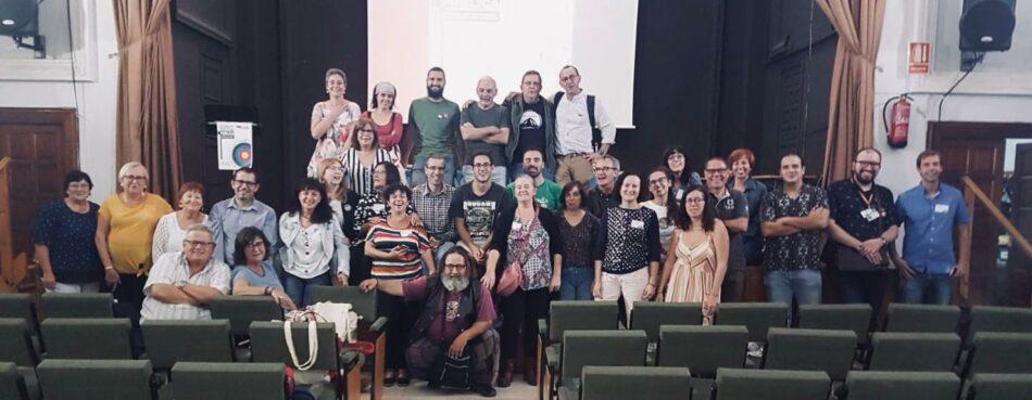 XI Congreso de STERM Intersindical en defensa de la Escuela Pública