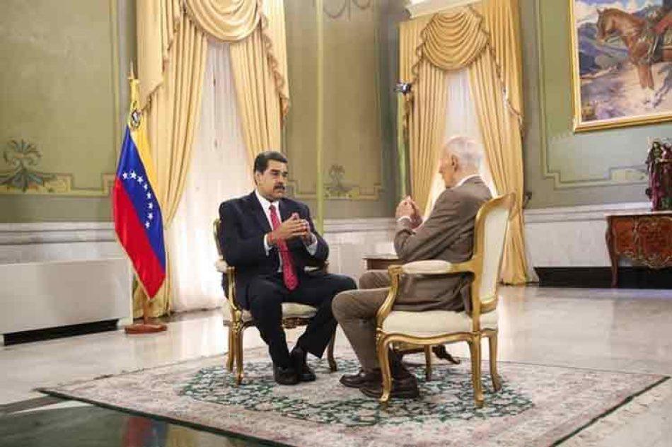Venezuela está consciente de la guerra contra su economía, Maduro