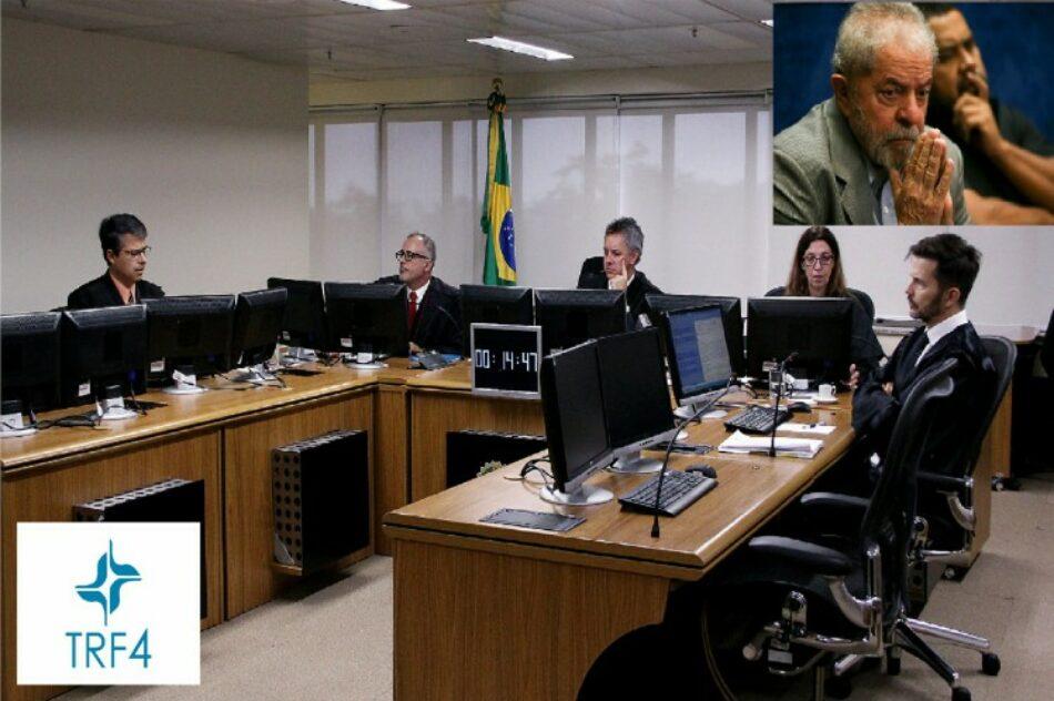 Tribunal regional decide sobre condena a Lula en caso Atibaia