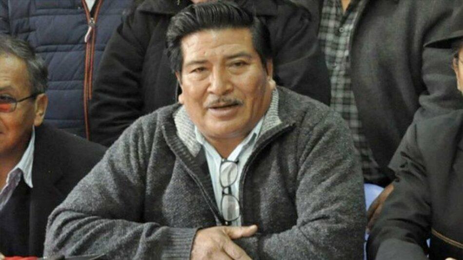 Dictan prisión preventiva para el vicepresidente de MAS en Bolivia