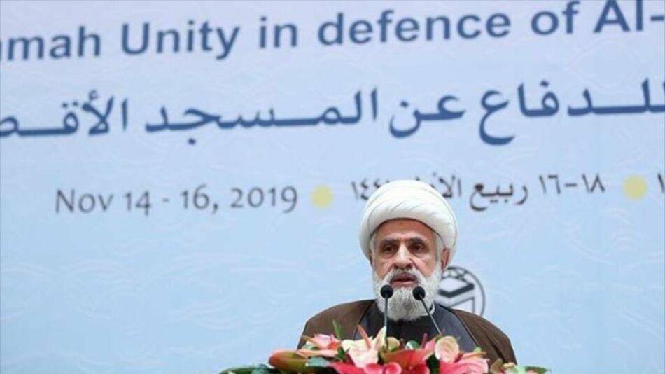 Hezbolá dice que seguirá su lucha por libertad de Palestina