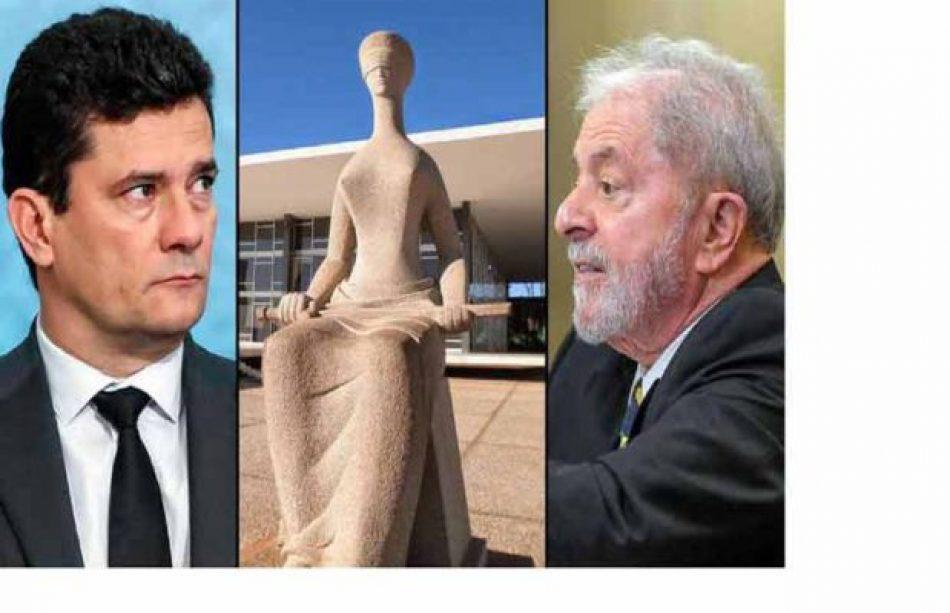 Brasil. Denuncian persecución de Moro contra Lula por orden de Bolsonaro