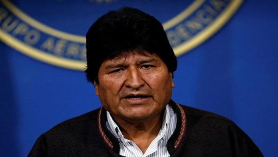 Se consuma el Golpe de Estado en Bolivia: Evo Morales es obligado a dimitir