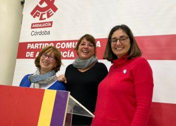 El PCA llama a secundar las movilizaciones del 25N y apuesta por la educación feminista para erradicar las violencias machistas