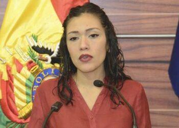 Presidenta de Senado boliviano denuncia presión a dirigentes