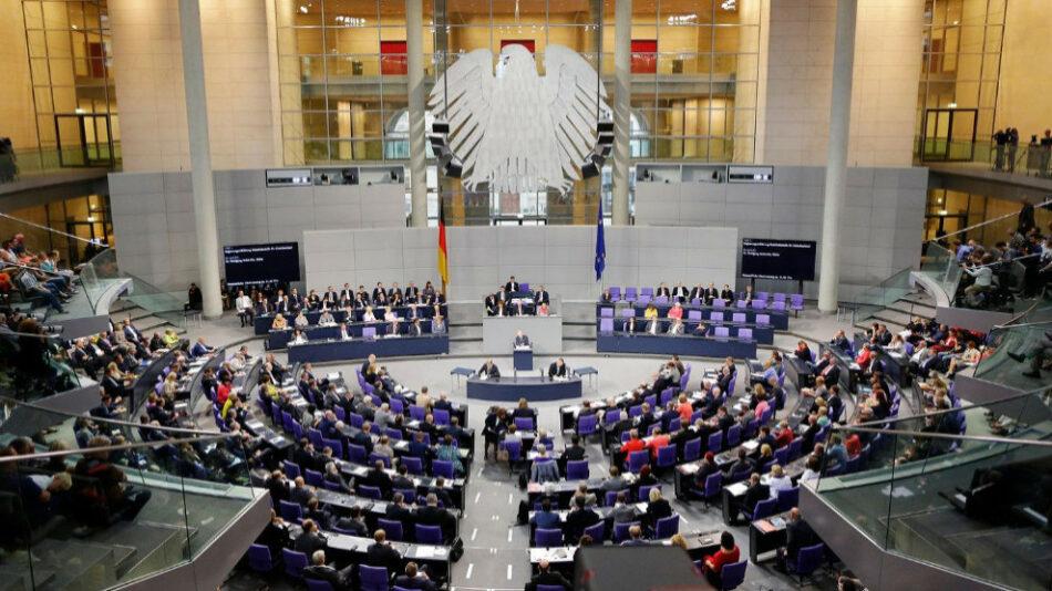 Informe del Parlamento alemán: Los mercenarios vinculados a Turquía se asemejan al ISIS